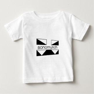 Camiseta De Bebé funcionario del sonomunch