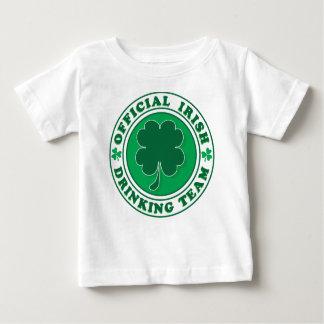 Camiseta De Bebé Funcionario-Iris-Beber-Equipo