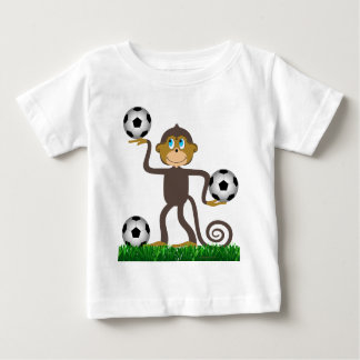 Camiseta De Bebé Fútbol