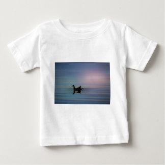 Camiseta De Bebé Gallinule liso