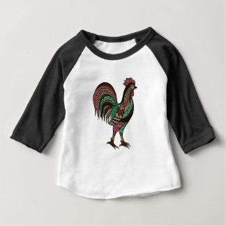 Camiseta De Bebé Gallo