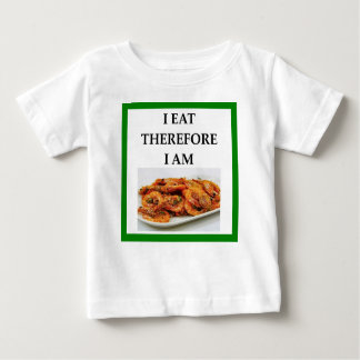 Camiseta De Bebé gamba
