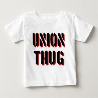 Camiseta De Bebé Gamberro de la unión
