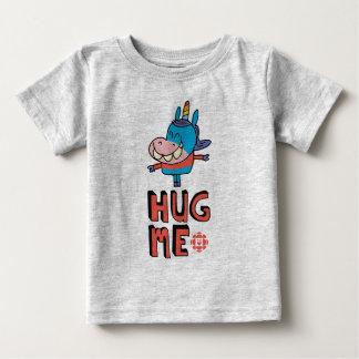 Camiseta De Bebé Gary - abráceme
