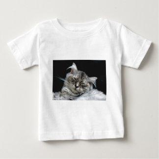 Camiseta De Bebé gato