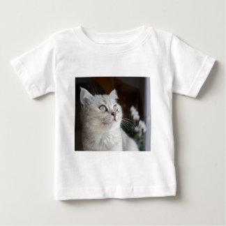 Camiseta De Bebé Gato de los animales felino