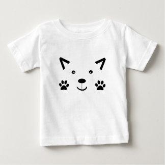 Camiseta De Bebé Gato demasiado lindo
