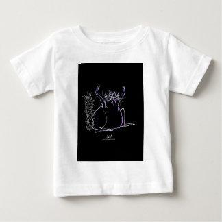 Camiseta De Bebé gato mágico