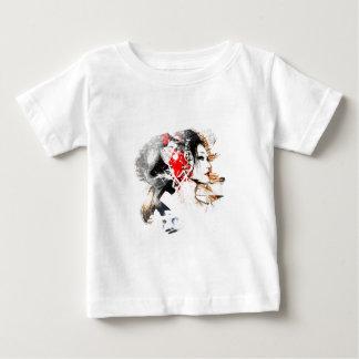 Camiseta De Bebé Geisha japonés