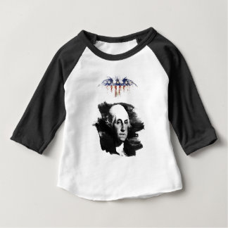 Camiseta De Bebé George Washington