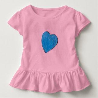 Camiseta De Bebé GirlLovesBlue