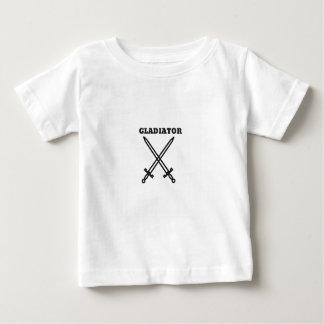 Camiseta De Bebé Gladiador