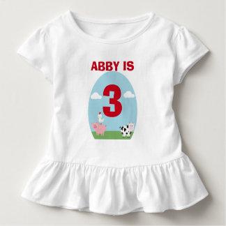 Camiseta De Bebé Golpe del corral