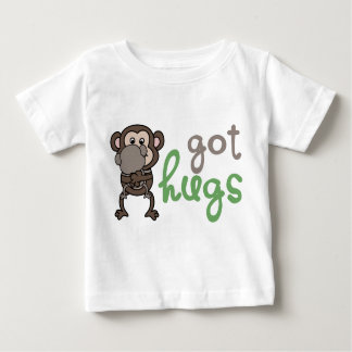 Camiseta De Bebé Got hugs
