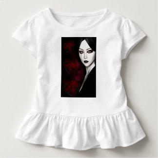 Camiseta De Bebé Gótico asiático