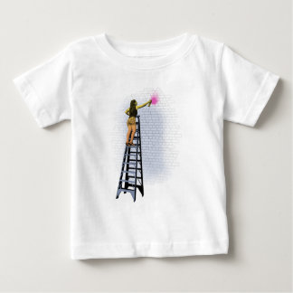 Camiseta De Bebé Graffiti
