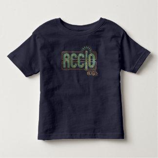 Camiseta De Bebé Gráfico del encanto de Accio del art déco del jade