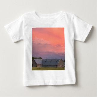Camiseta De Bebé Granero solo