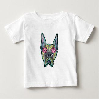 Camiseta De Bebé Great dane - edición cosechada del oído - día de