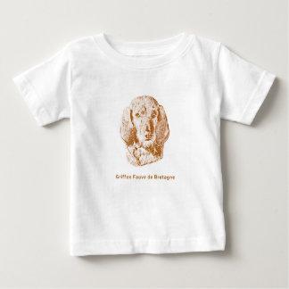 Camiseta De Bebé Griffon Fauve de Bretaña
