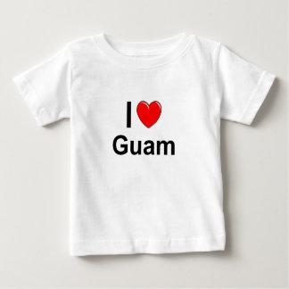 Camiseta De Bebé Guam