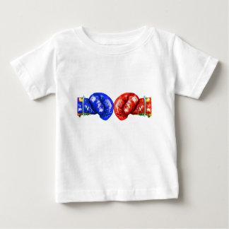 Camiseta De Bebé Guantes de boxeo