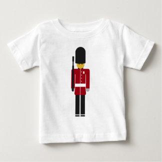 Camiseta De Bebé Guardia de Británicos