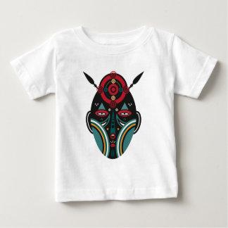 Camiseta De Bebé guerrero del maasai