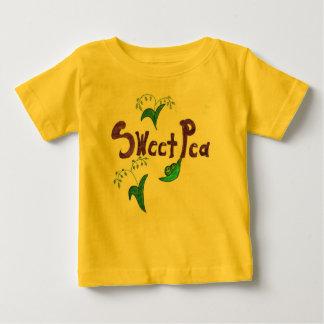 Camiseta De Bebé Guisante de olor