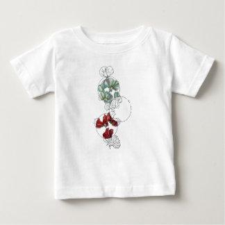 Camiseta De Bebé guisantes de olor