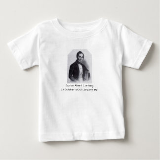 Camiseta De Bebé Gustavo Albert Lortzing
