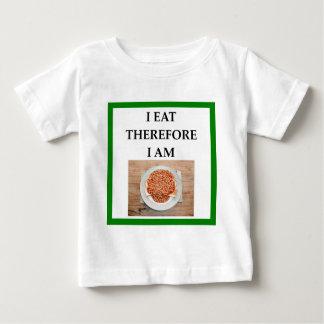 Camiseta De Bebé habas cocidas
