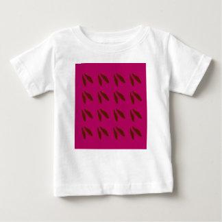 Camiseta De Bebé Habas en rosa
