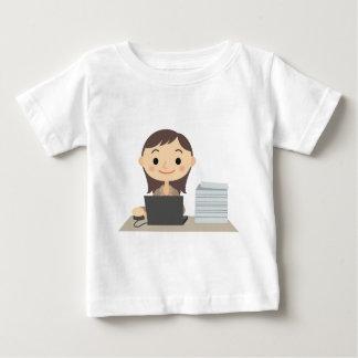 Camiseta De Bebé Hacer el trabajo