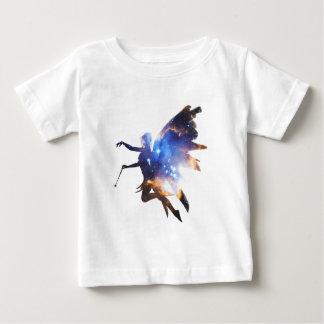 Camiseta De Bebé Hada mágica hermosa del espacio