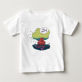 Camiseta De Bebé Haga como un árbol
