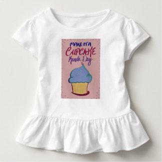 Camiseta De Bebé Hágale un día de la magdalena un poco: ¡Camiseta
