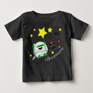 Camiseta De Bebé Halloween adaptable - Halloween soñador