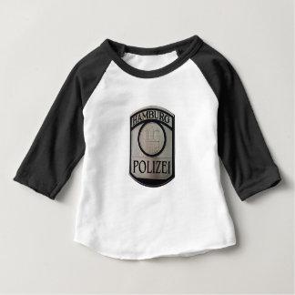 Camiseta De Bebé Hamburgo Polizei