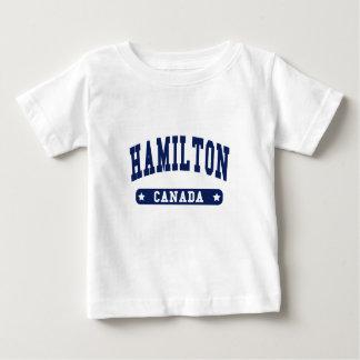 Camiseta De Bebé Hamilton