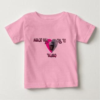 Camiseta De Bebé heartshirt2