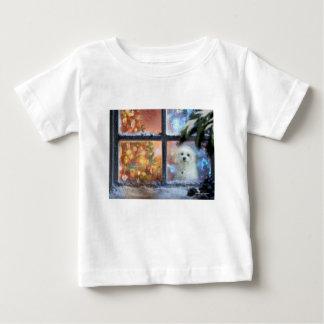 Camiseta De Bebé Hermes el maltés