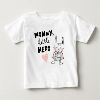 Camiseta De Bebé Héroe del conejito