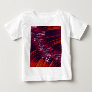 Camiseta De Bebé Hielo de la vinculación en el fractal congelado 2