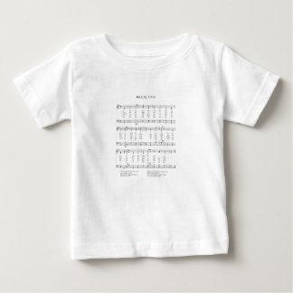 Camiseta De Bebé Himno - tolerancia asombrosa