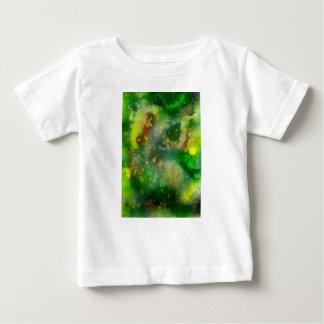 Camiseta De Bebé Hoja interna