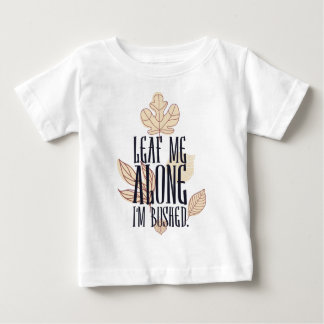 Camiseta De Bebé hojea adelante que me forran