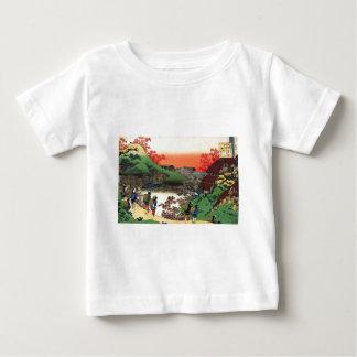 Camiseta De Bebé Hokusai - arte japonés - Japón