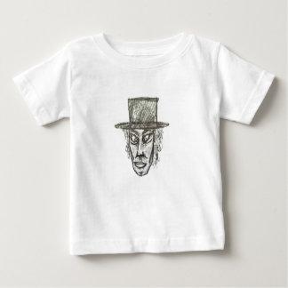 Camiseta De Bebé Hombre con el ejemplo del dibujo de lápiz de la