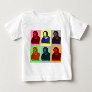 Camiseta De Bebé Homo de Ecce - estilo del arte pop
